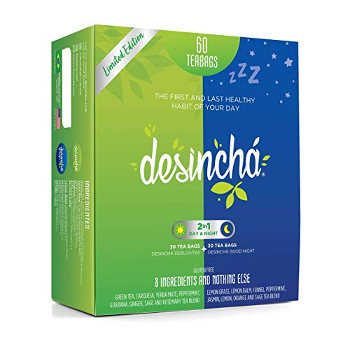 Desincha Tea Mix - Day & Night …