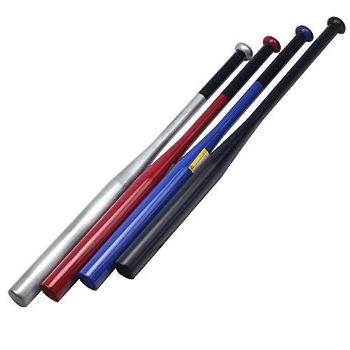 Tuggui Baseballschläger 32 Zoll Stahl mit Tragetasche (Schwarz)
