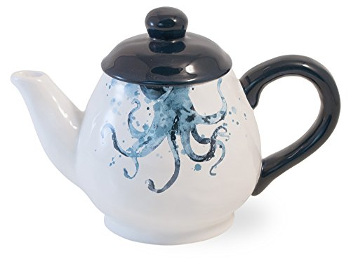Boston International Celebrate the Home Teapot, 9 x 6-Inches