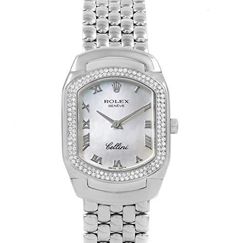Rolex Cellini Quartz Female Watch 6691