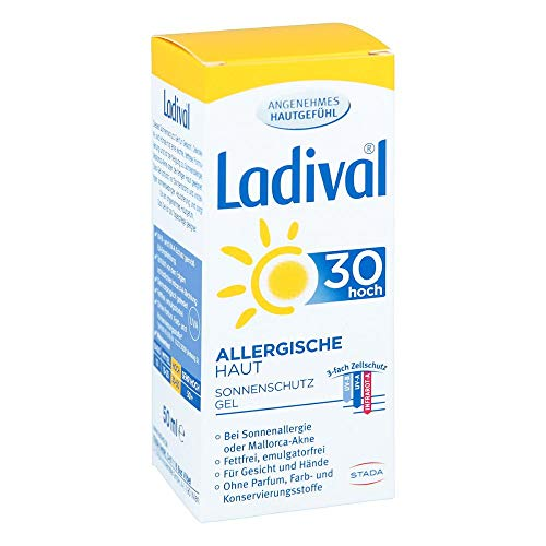 Ladival allergische Haut Gel LSF 30, 50 ml