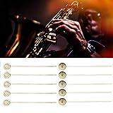Saxophone Button Protector, Saxophone Snap Protector, Exquisit für Saxophone Saxophone Mica Sheet...