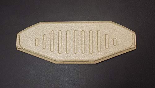 Zugumlenkung für Aduro 15 Kaminöfen - Vermiculite - Passgenaues Kaminofen Ersatzteil