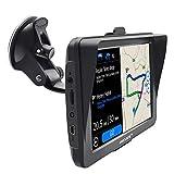 AWESAFE GPS Voiture 7 Pouces Ecran Tactile Cartographie Europe 52 à Vie Mise à Jour Gratuite à Vie …