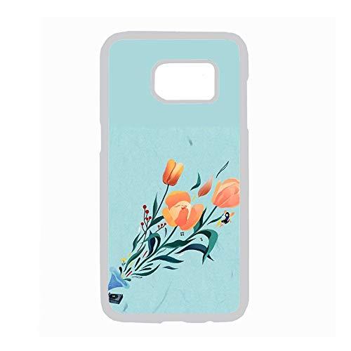Impresión Flower 1 Hombre Conchas De Teléfonos Pc Duro Diferente Compatible con Samsung Galaxy A3 2017 Choose Design 41-5