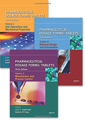 Pharmaceutical Dosage Forms: Tablets