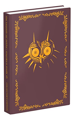 The Legend of Zelda: Majora's Mask Collector's Edition (Prima Official Game Guide)