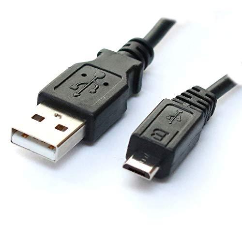 CamRepublic® Ersatz-USB-Kabel zum Synchronisieren, Aufladen und zur Datenübertragung für Fuji Fujifilm X100T XT20 X30 X-A1 X-A2 X-E2 X-T2 (USBCA-1005)