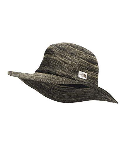 The North Face Women Sun Hat Packable Panama, Talla:S/M, Color:Kelp Tan Marl