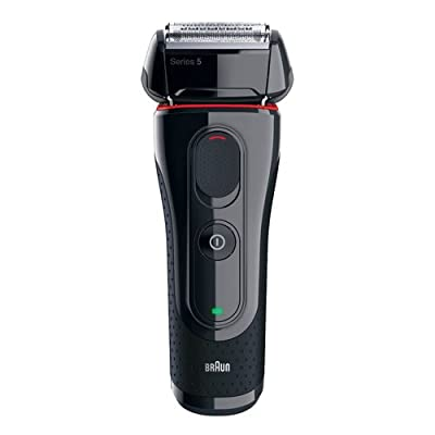 Braun Series 5 5030s Premium Men's Electric Shaver with Flex Motion Tec