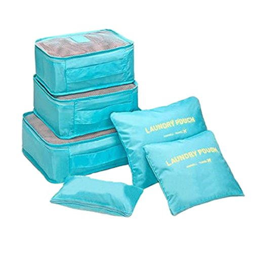 WOWTOY 6PCS Packing Cubes Value ...