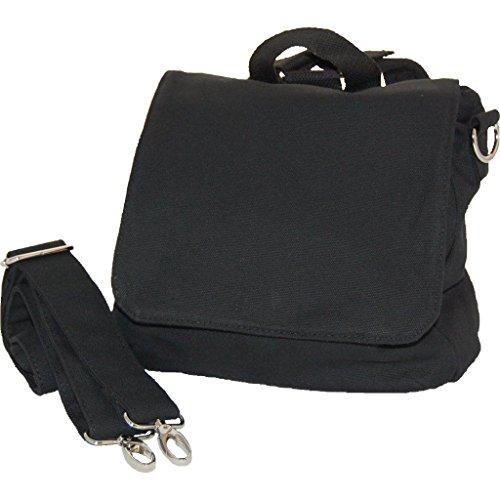 Taschenrohlinge zum Weiterverarbeiten KINDERGARTENTASCHE/Rucksack von Lieblingsstücke (Schwarz)