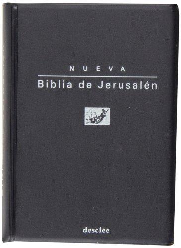 Biblia De Jerusalen Bol. Mod 0 (Biblia de Jerusalén)