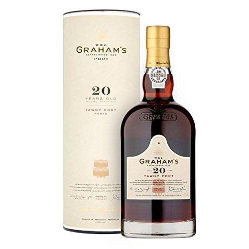 20 Año Viejo 75cl Tawny puerto de Graham