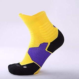 Laxuri S038 Men and Women Basketball Compression Cotton Running Sport Socks