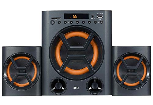 LG - LK72BE Boom Blastic Multimedia Speakers (Black)