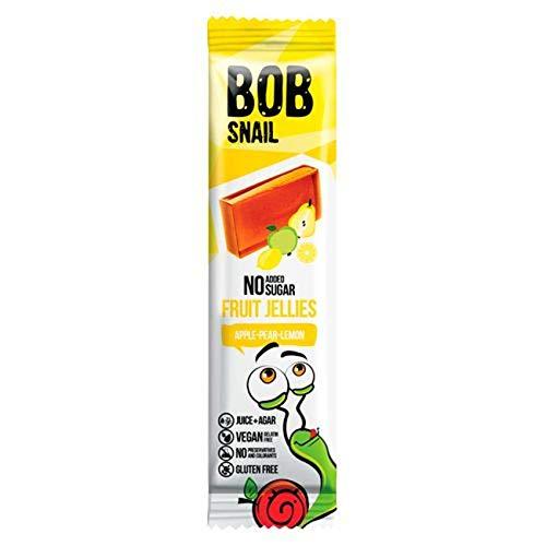 3 x Bob Snail - Apple-Pear-Lemon Jellies 38g