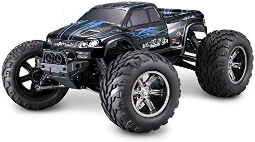RC Car/Off-Road Vehicle,High Speed 40Km / H 2.4G1/18 Ratio 4Wd All Terrain Bigfoot Strange Climbing Monster Truck 4 Wheel Electric Racing Boy Adult Gift