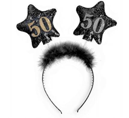 PartyDeco- Antenas con número 50