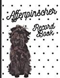 Affenpinscher: Fantastic Record Keeping and Care Log Book For Your Dog: Makes Communication Easy For You and Your Doggy Carer