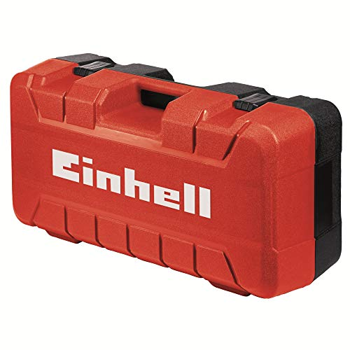 Einhell L70 E-Box Universal Protective Tool Case / Storage Box, 27.56-Inch x 9.85-Inch x 13.78-Inch, 110-lbs Load Capacity, Great for Grinder/Drill/Driver/Batteries/Accessories and more