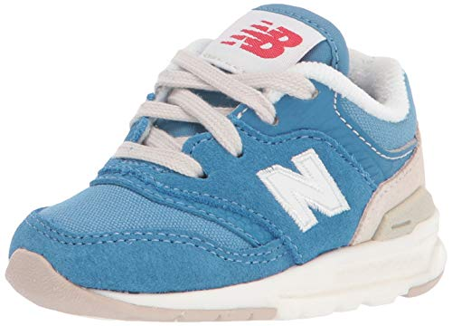 New Balance 997H V1 - Zapatillas deportivas para niños, color azul mako...