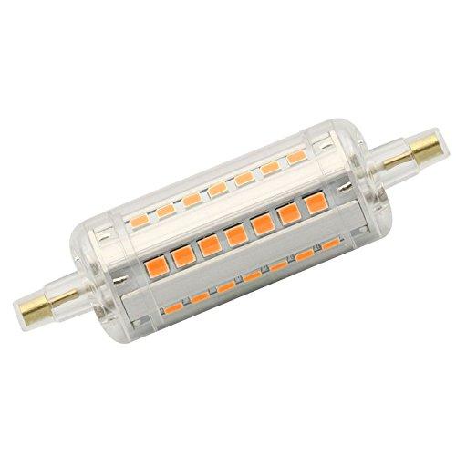 etaLight LED R7s 135mm 15 Watt Serie SONA Leuchtmittel Decken Fluter warmweiß 2700 Kelvin