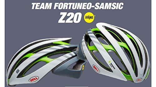 Bell Unisex - Casco de Bicicleta para Adultos Z20 MIPS Team Fortuneo...