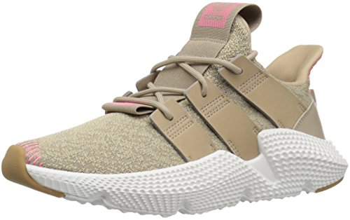 adidas Originals Boys' Prophere, Trace Khaki/Trace Khaki/White, 3.5 M US Big Kid
