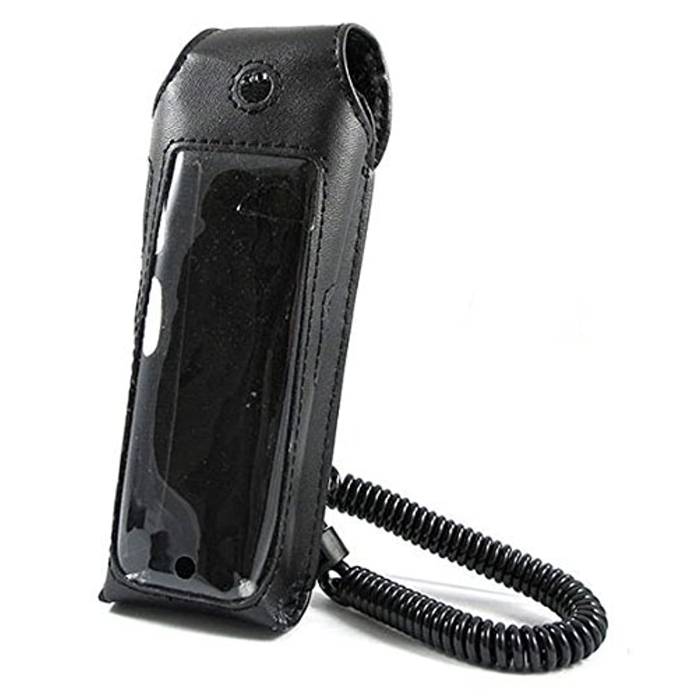 Artisan Power Polycom SpectraLink 8030 Black Phone Holster with Keypad Cover: WTO410