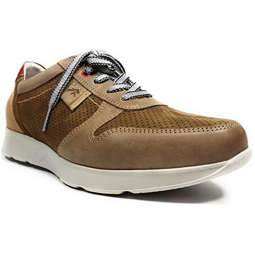 Fluchos F0124 - Zapatillas de Deporte de Otra Piel Hombre