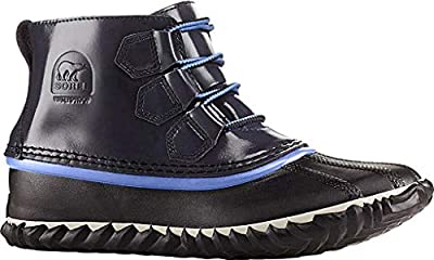 Sorel Womens Out N About Rain Boot, Collegiate Navy, 10.5 B(M) US