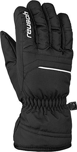 Reusch Kinder Alan Junior Handschuh, Black/White, 5