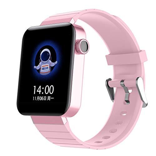 Zumint - Reloj inteligente con pantalla táctil y monitor de actividad deportivo, pulsera M5, Bluetooth, monitor de sueño, impermeable, IP67, podómetro