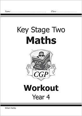 KS2 Maths Workout - Year 4 (CGP KS2 Maths) by Coordination Group Publications Ltd (CGP)
