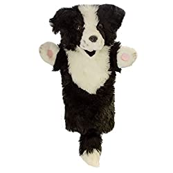 The Puppet Company - Long-Sleeved Glove Puppets - Border Collie