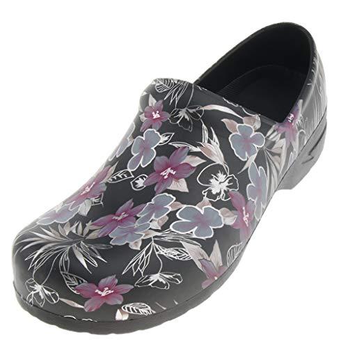 Sharplace Zapatos de Cocina Zapatos Mixtos Seguridad para Adultos Zueco Zapatos Impermeables para Cocinar