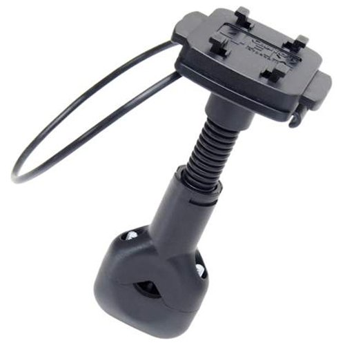 Preisvergleich Produktbild HR GRIP Universal Kopfstützen- und Motoradspiegelhalterung mit 4QuickFIX System für alle HR-Halterungen [5 Jahre Garantie / Made in Germany / 360 Grad drehbar / vibrationsfrei] - 58510211