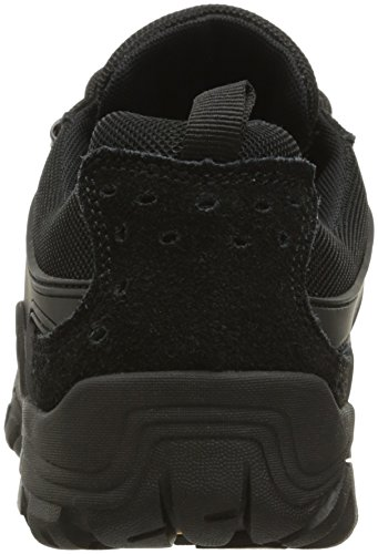 MOHEM Titans Casual Trail Sneakers Outdoor Hiking Shoes for Men(16878832Black39)