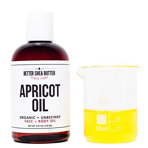 Apricot Kernel Oil, Cold-Pressed