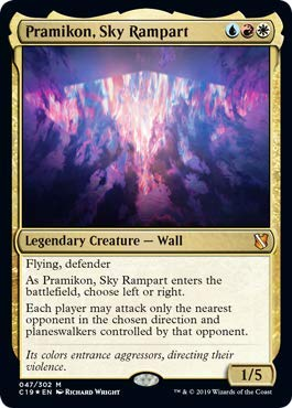 Pramikon, Sky Rampart - Foil