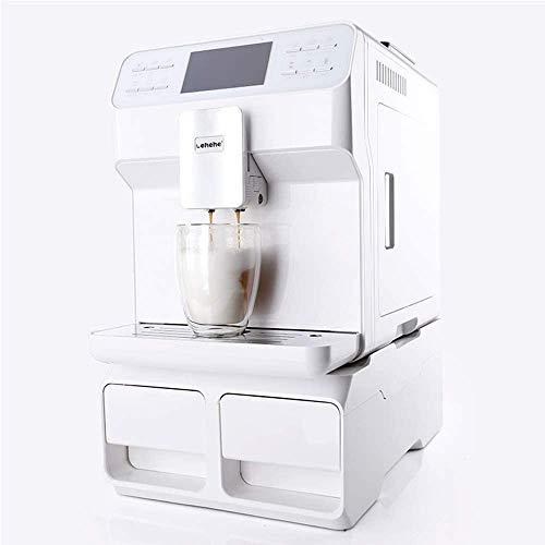Espresso bedrijf Koffie Machine LCD-scherm van de microcomputer automatische reiniging for Latte en Cappuccino WKY