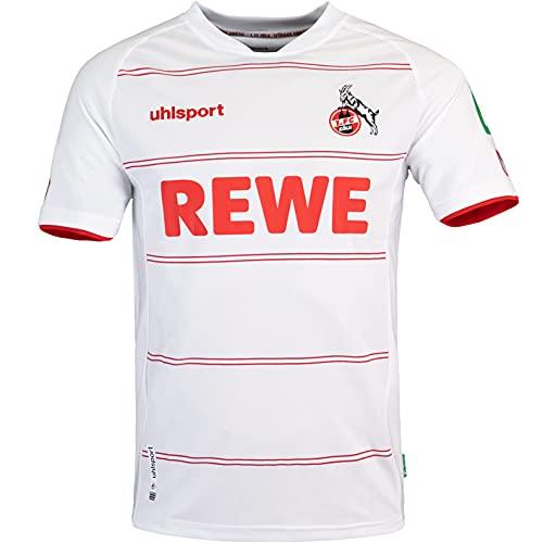 uhlsport 1. FC Köln Home Trikot (L, weiß)