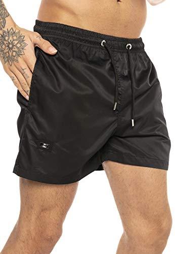 Red Bridge Pantalones Cortos de baño para Hombre, Short o Pantalones Cortos de natación
