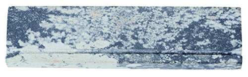 RH PREYDA Adult Soft Arkansas Pocket Stone, Grain 400-600, Stone 100 x 25 x 9.5 mm, Sharpening Groove, Leather case, Sharpening Oil Sharpening Products, Multicoloured, one Size