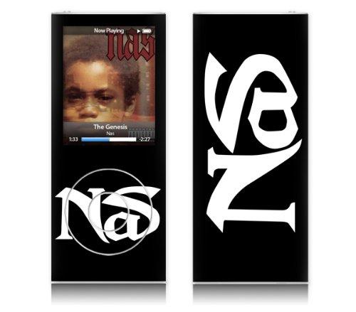 MusicSkins Nas - Logo voor Apple iPod nano (4e Generatie)