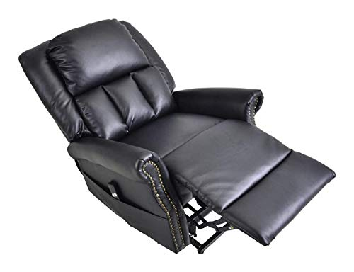 Gaming Chair Swivel Chair Power Lift Recliner Chair With Soft And Warm Fabric With Built-in Remote Control For Gentle E-Sports Swivel Chair