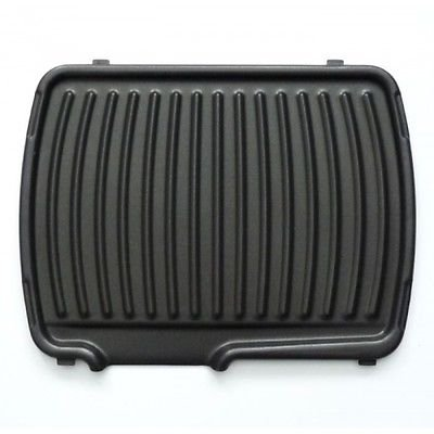 Grillplatte TS-01035590 kompatibel mit Rowenta, Tefal GC3050, GC3058 Ultra Compact 600 Kontaktgrill