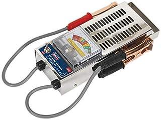 Sealey BT91/7 batteriladdningstestare, 6 V/12 V, 102 mm x 336 mm x 176 mm