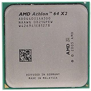 AMD Athlon 64 X2 4400+ 512KB Socket AM2 Dual-Core CPU